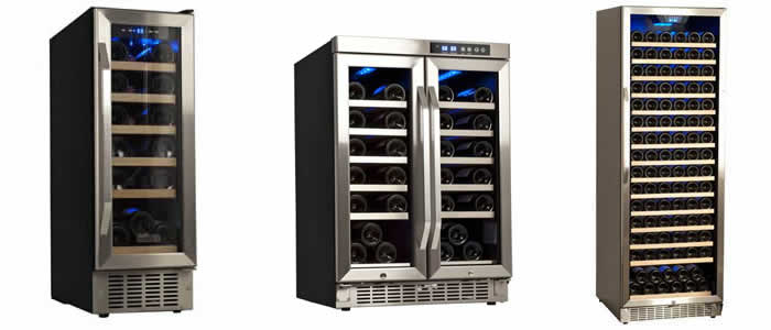 choosing the perfect wine cooler for you - Built In Wine Fridge