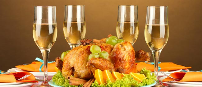 Thanksgiving Party Wines