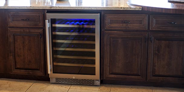 Built-In Wine Cooler