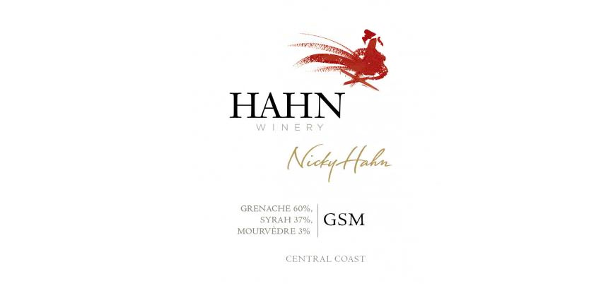 hahn estate gsm label