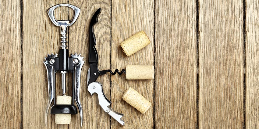 Wine Opener & Corkscrew
