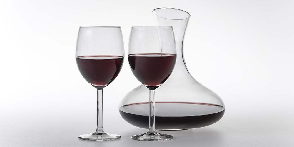 Wine With Decanter