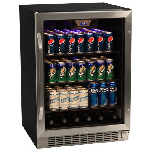 Built-In Beverage Refrigerator