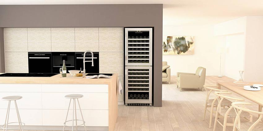how to choose the best builtin wine cooler buyeru0027s guide