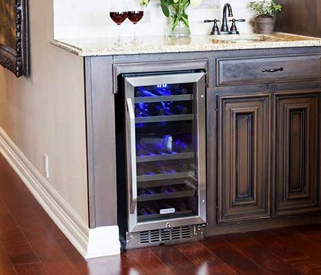 Complete Guide to Buying a Built-In Wine Cooler