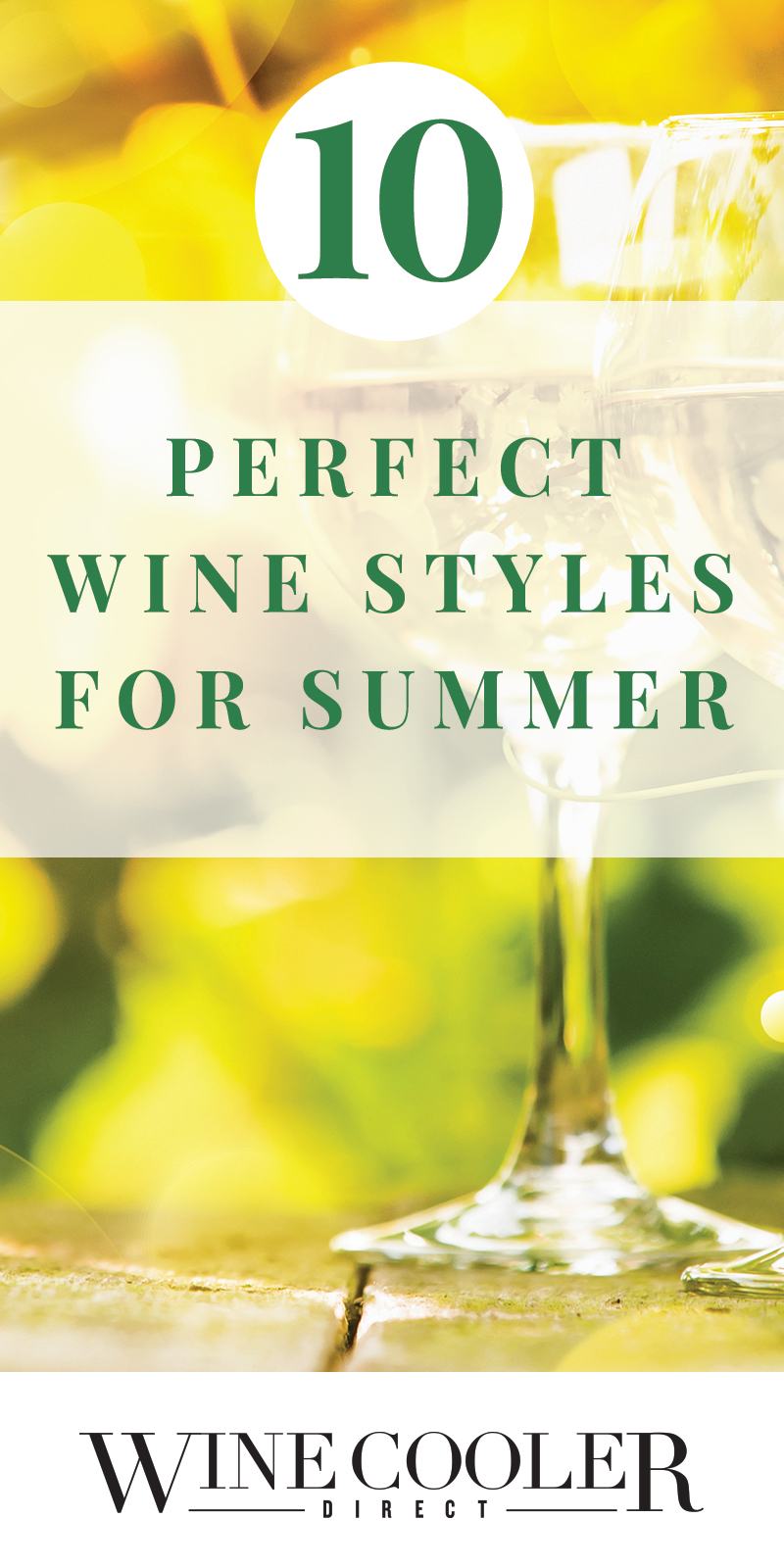 Summer Wine Styles