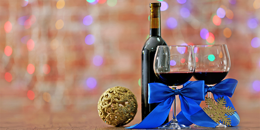 Spicy Holiday Wines