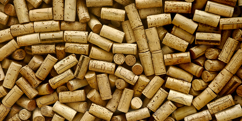 Corked Wine